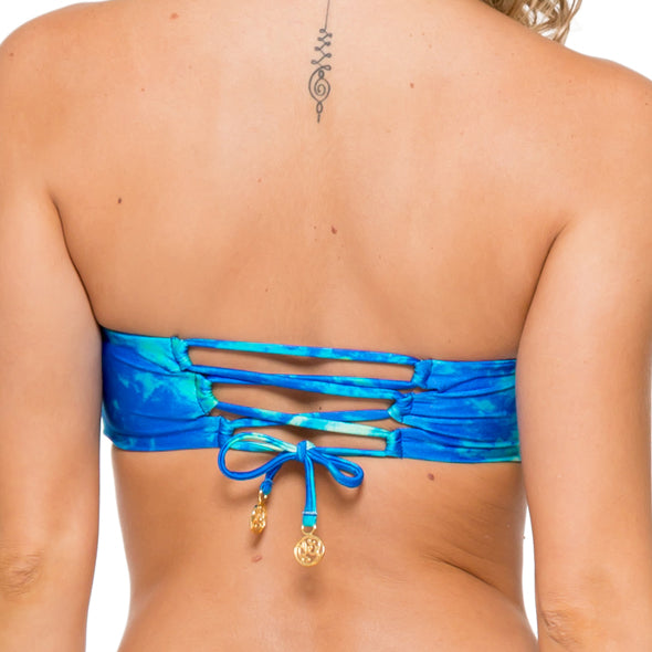 ANTOJITOS DEL MAR - Cut Out Underwire Top