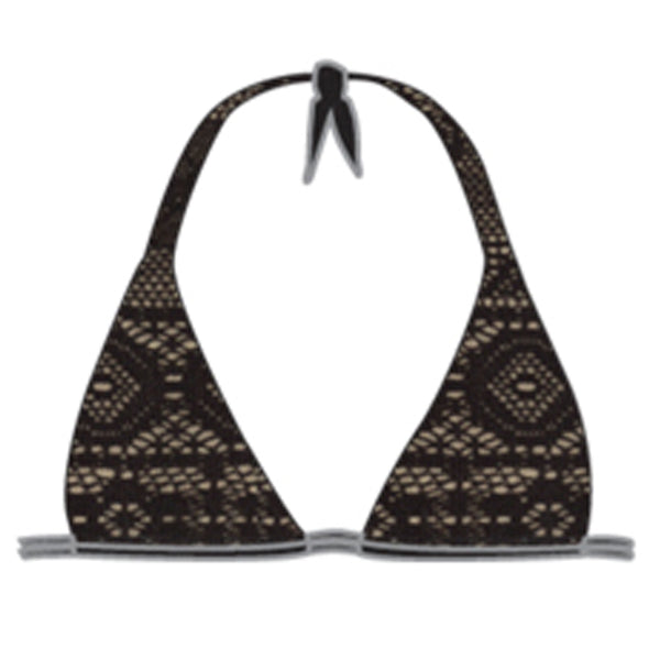 SWEET SEDUCTION - Triangle Halter Top
