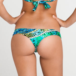 PERLA DEL CARIBE - Seamless Thong Bottom