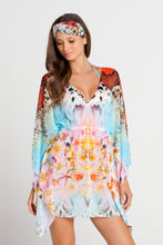 LA ISLA BONITA - Caftan Dress • Multicolor