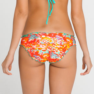 FIESTA DE FLORES - Full Ruched Back Bottom