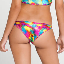 PLAYA CARAMELO - Strappy Brazilian Ruched Back Bottom