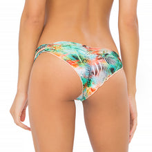 MIAMI NICE - Strappy Brazilian Ruched Back Bottom