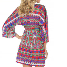 BESOS DE SAL - Long Sleeve Tunic