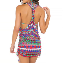 BESOS DE SAL - T Back Mini Dress
