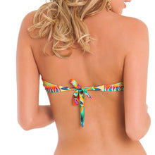 TULUM PARTY - Multi Strings Bandeau Top