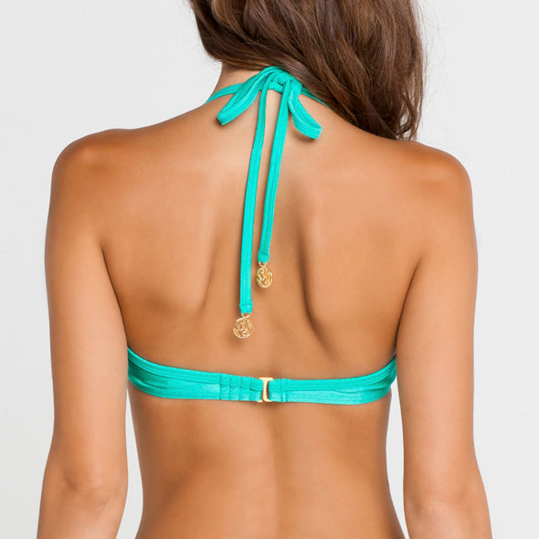 SABOR A MENTA - Cascade Push Up Underwire Top