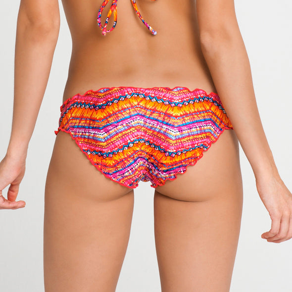 RON Y PARAISO - Full Ruched Back Bottom (843227758636)