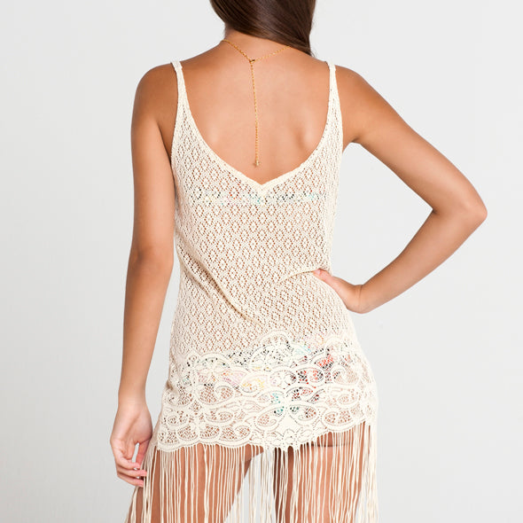 FLIRTY FRINGE - Flirty Fringe Dress