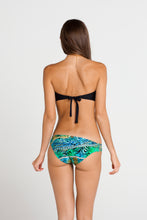 VERANO DE RUMBA - Multi Strings Bandeau Top & Multi Strings Full Bottom • Multicolor