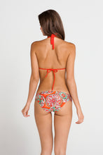 VERANO DE RUMBA - Multi Strings Triangle Top & Braided Side Full Bottom • Multicolor