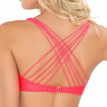 VERANO DE RUMBA - Multi Cross Strap Bra Top