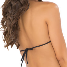 VERANO DE RUMBA - Strappy Cut Out Triangle Top