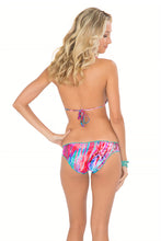 AMANECER - Wavey Triangle Top & Full Ruched Back Bottom • Multicolor