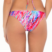 AMANECER - Strappy Front Side Moderate Bottom