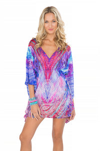 AMANECER - Caftan Dress • Multicolor