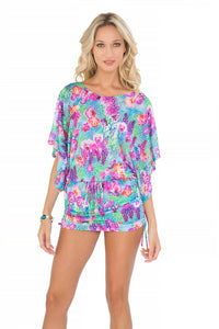 PEQUEÑO PARAISO - South Beach Dress • Multicolor