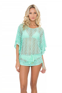 AMOR MARINERO - South Beach Dress • Mint Convertible