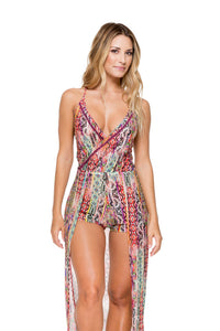 MY WAY - Wandress Romper • Multicolor