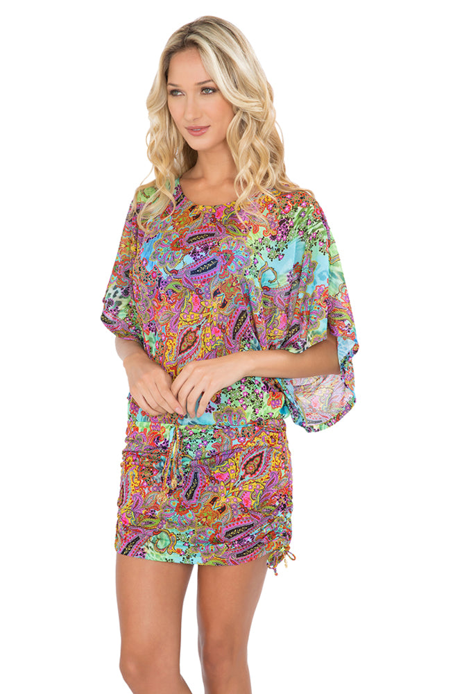 TORNASOL - South Beach Dress • Multicolor