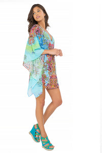 TORNASOL - Caftan Dress • Multicolor