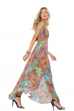 TORNASOL - Rooftop Gown • Multicolor
