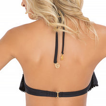 WILD CARD - Cascade Push Up Underwire Top