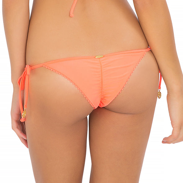WILD CARD - Pom Pom Brazilian Tieside Bottom