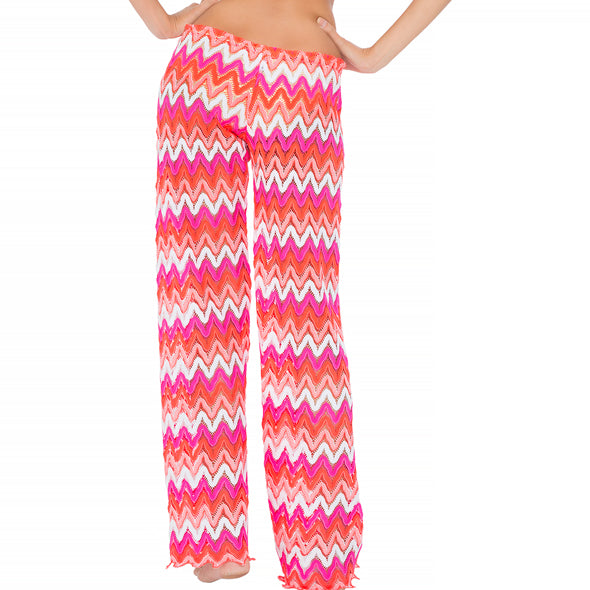 FLAMINGO BEACH - Beach Pant
