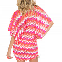 FLAMINGO BEACH - Cabana V Neck Dress