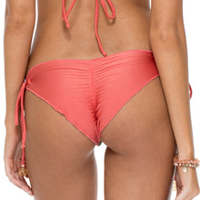 CHA CHA CHA - Wavey Ruched Back Brazilian Tie Side Bottom