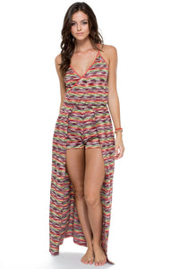 CHA CHA CHA - Wandress Romper • Multicolor