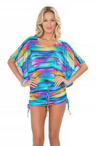 CIELITO LINDO - South Beach Dress • Multicolor