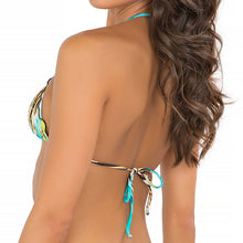 CARIBE MON AMOUR - Wavey Triangle Top