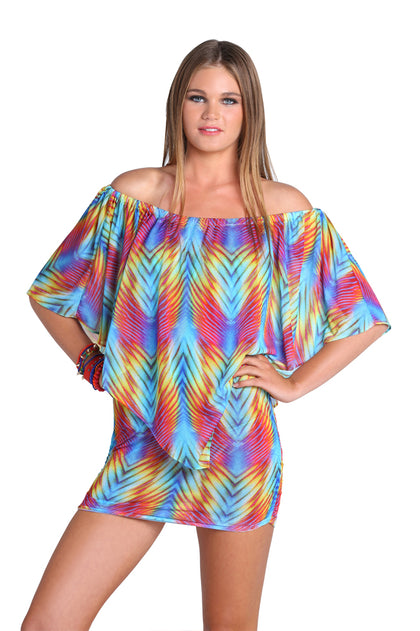PLAYA VERANO - Party Dress • Multicolor