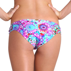 SOL BRILLANTE - Crochet Flower Side Moderate Bottom