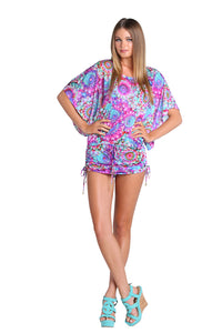SOL BRILLANTE - South Beach Dress • Multicolor