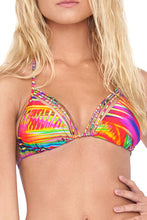 DREAMIN - Triangle Top & Buns Out Bottom • Multicolor