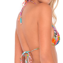 BOHO CHIC - Strings To Braid Halter Top