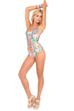 "BOHO CHIC - ""be Scene"" One Piece • Multicolor"