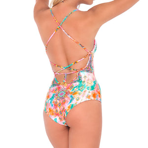 "BOHO CHIC - ""be Scene"" One Piece"