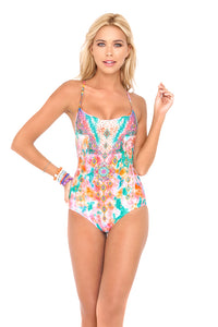 "BOHO CHIC - ""be Scene"" One Piece • Multicolor (874064412716)"