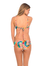 CHASING WATERFALLS - Underwire Adjustable Top & Full Bottom • Multicolor