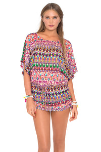 LIL GEM - South Beach Dress • Multicolor