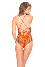 WANDERLUST - Chic Underwire One Piece • Multicolor