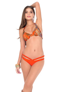 WANDERLUST - Underwire Halter Top & Buns Out Bottom • Caliente (874189094956)