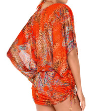 WANDERLUST - Cabana V Neck Dress