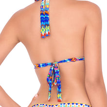 TRIBAL BEACH - Triangle Halter Top