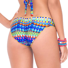 TRIBAL BEACH - Full Ruched Back Bottom