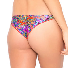 GIPSY SOUL - Strappy Brazilian Ruched Back Bottom